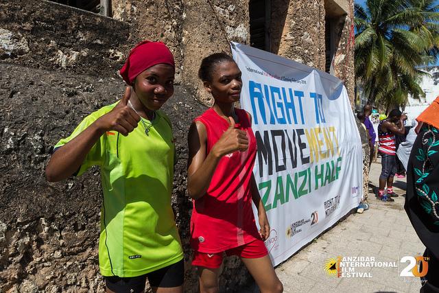 Half Marathon to Promote Gender Mainstreaming